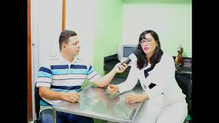 Dra. Duciana Fala Sobre Raiva canina: transmissão, sintomas e como tratar a doença.