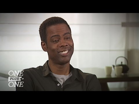 """Chris Rock: """"Being famous is like being a hot chick""""   One Plus One"""