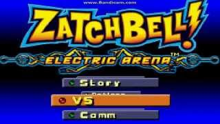 40. Zatch Bell: Electric Arena Walkthrough - 100% Completion