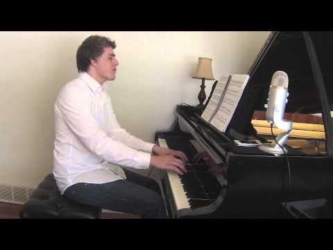 Beethoven Moonlight Sonata 3rd movement Piano Lesson - Josh Wright Piano TV