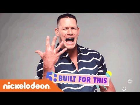 John Cena Hosts 2017 Kids' Choice Awards | Nick