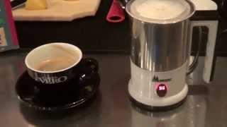 Автоматический вспениватель молока