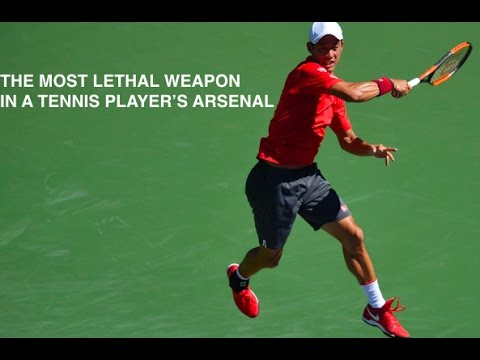 Thumbnail: The most lethal weapon in tennis
