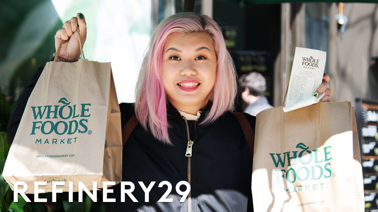 I Tried Whole Foods Makeup For A Week | Beauty With Mi | Refinery29