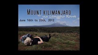 Climbing Mount Kilimanjaro in Tanzania, Africa