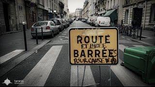 PARIS 28/2/2017 •#BLOCUSPOURTHEO ET MANIFESTATION DES LYCÉENS