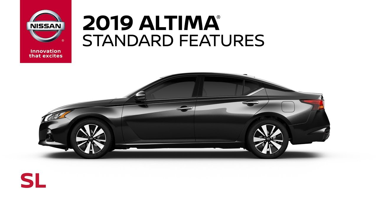2019 Nissan Altima Sl Model Review