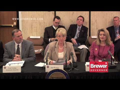 Governor Jan Brewer: Clear Choice for Jobs and Economy
