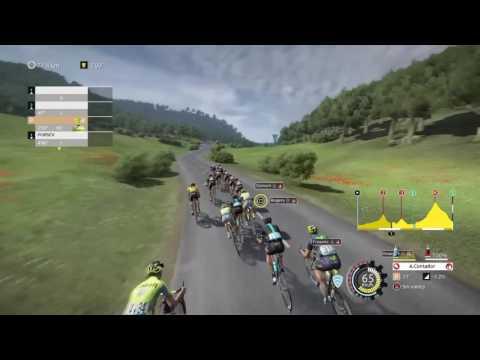 Tour de France 16 Triptyque tour Tinkoff etapa 3
