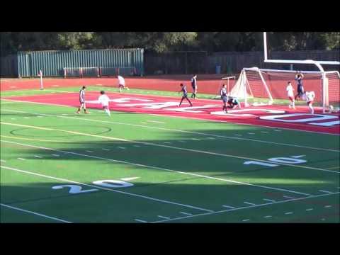 Kevin Yu's 2017 Varsity Soccer Season Highlights (Saratoga High, Class of 2017)
