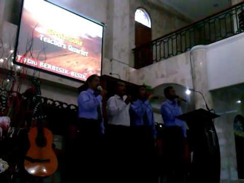 Tuhan Batu Karang kita - Quartet guru PAS