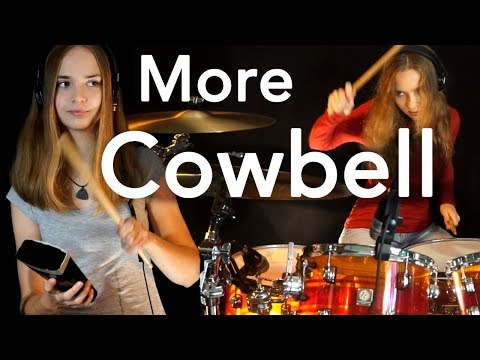 Don't Fear The Reaper (More Cowbell); drum Cover by Sina