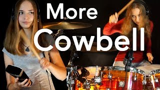 Don't Fear The Reaper (More Cowbell); drum Cover by Sina thumbnail