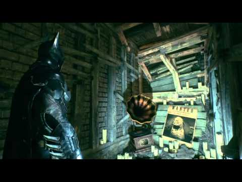 Solomon Grundy creepy song in Batman Arkham Knight