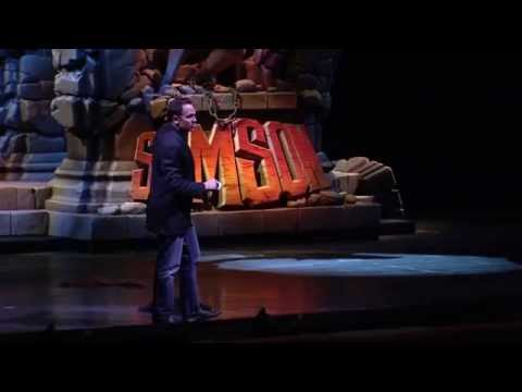 Sight & Sound Theatres' Reveal of Samson