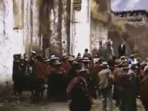 video del cusco en 1950