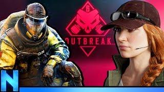 R6 Siege OUTBREAK - SWAT vs Zombies!