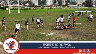 100% Rugby - Sporting RC vs PWCC  - Full Match