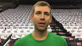 Brad Stevens: Gordon Hayward is in good spirits after surgery | ESPN