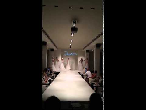 Demetrios Bridal May 2014, Milan