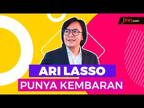 Ari Lasso Akhirnya Menemukan Kembarannya di Manado