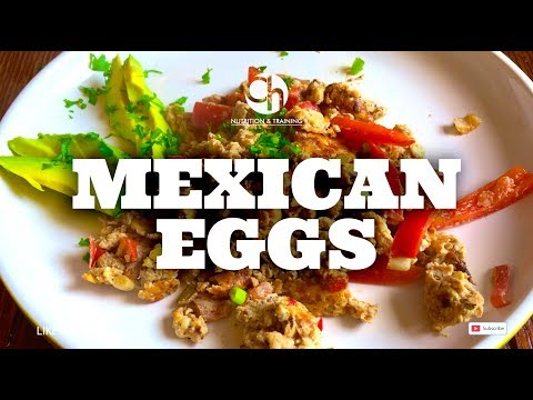 MEXICAN EGGS UNDER 500 CALORIE MEAL PLAN