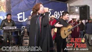 JULIA Y RONALD CONTRERAS MIX DE HUAYNOS 2012 EN VIVO HD
