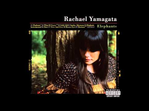 [FULL ALBUM] Rachael Yamagata - Elephants... Teeth Sinking Into Heart