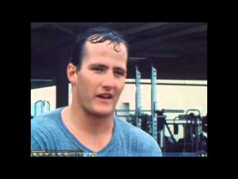BILL BATES DB STRONG SAFETY HOW BILL TRAINED FOR NFL FOOTBALL PERFORMANCE