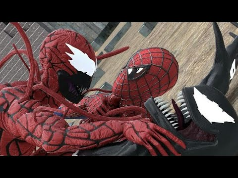 VENOM vs Spider-man EPIC Fight Scene#1 (2018)-Tom Hardy vs Tom Holland
