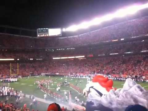 Broncos 2011 Denver