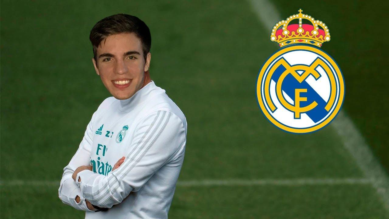 REAL MADRID FICHA A FRAN MG