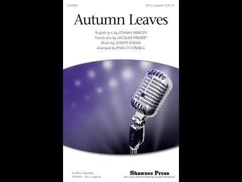 Autumn Leaves - Arranged by Ryan O'Connell
