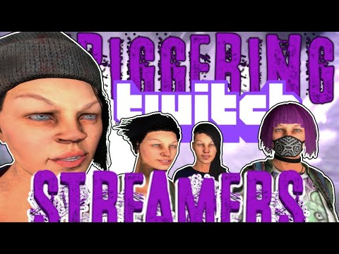 Triggering Twitch Streamers - Dead By Daylight