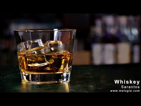 sarantos-whiskey-official-music-video-(no-subtitles)---new-rock-country-addiction-song