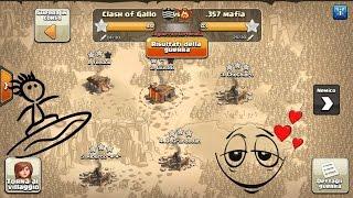 Una war INCREDIBILE vinta negli ultimi minuti-Clash Of Clans Ita #4