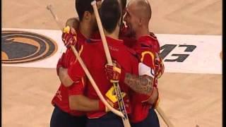Campeonato del Mudo Hockey sobre Patines 2013 Luanda / España 5 - Brasil 3