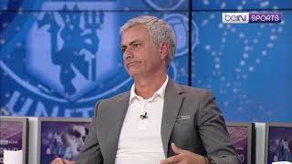 Jose Mourinho: Return to Chelsea was one of my best feelings