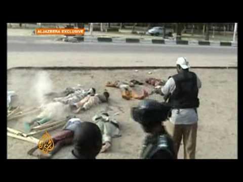 Nigeria Security Forces Kill 'unarmed Civilians'
