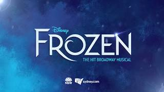 Frozen is storming Sydney's Capitol Theatre this December 2020