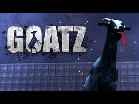 Goat Simulator GOATZ - ZOMBIE GOAT - Part 1 - Goat Simulator Gameplay | Pungence