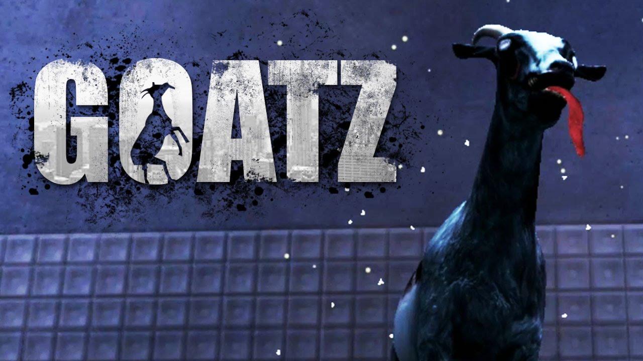 Goat Simulator GOATZ - ZOMBIE GOAT