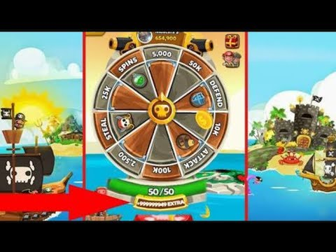 Unlimited Spins In Pirate King 100% Working 2018
