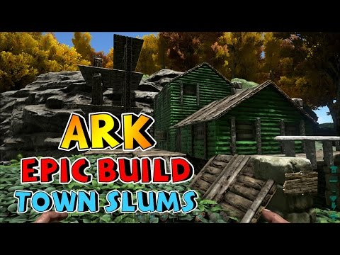 ARK: Survival Evolved - EPIC BUILD - GENERAL STORE (S1E45)