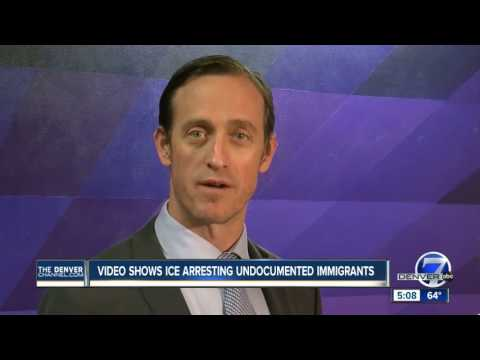 New videos surface of ICE arresting undocumented immigrants at Denver courthouse