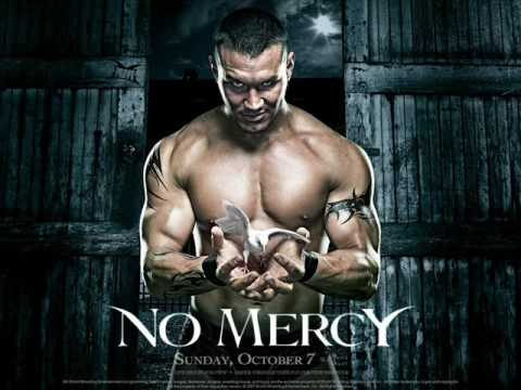 Official Theme Song No Mercy 2007