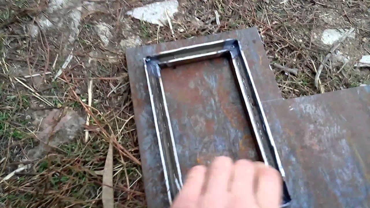 Котел на отопление своими руками - делаем пиролизный 84