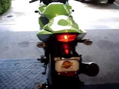 Best Beginner Motorcycles - 2008 Ninja 250