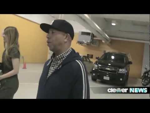 Russell Simmons Talks Beyonce in Illuminati?