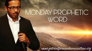 God is still speaking today! Join Evangelist Gabriel Fernandes as H...